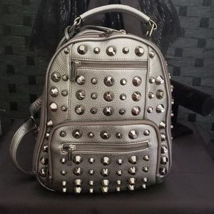 Grey City Style Backpack